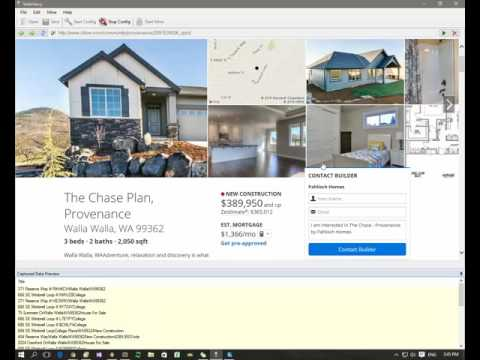 How to scrape real estate websites ? Real Estate Data Extraction