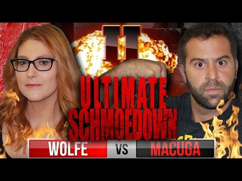 Ultimate Movie Trivia Schmoedown Tournament - Clarke Wolfe Vs. Josh Macuga