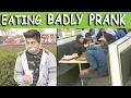 Eating Badly Prank - TST - Pranks in India
