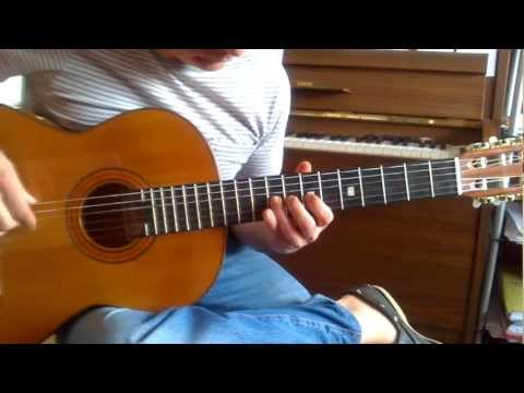 Rumba improvisada -Paco de lucia - Muy Lenta 1 de 2