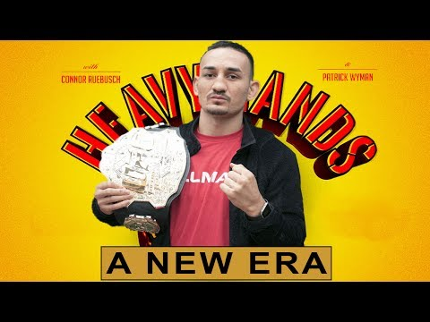 The Blessed Era Begins: How Holloway KO'd Aldo (Heavy Hands #162)