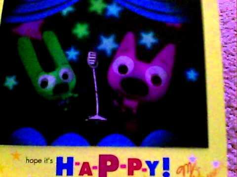 Hoops and yoyo happy birthday card YouTube – Hoops and Yoyo Birthday Card