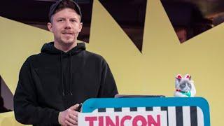 Linus Neumann - Wie Hacker hacken (und möglichst nicht mich) (TINCON Berlin 2019)