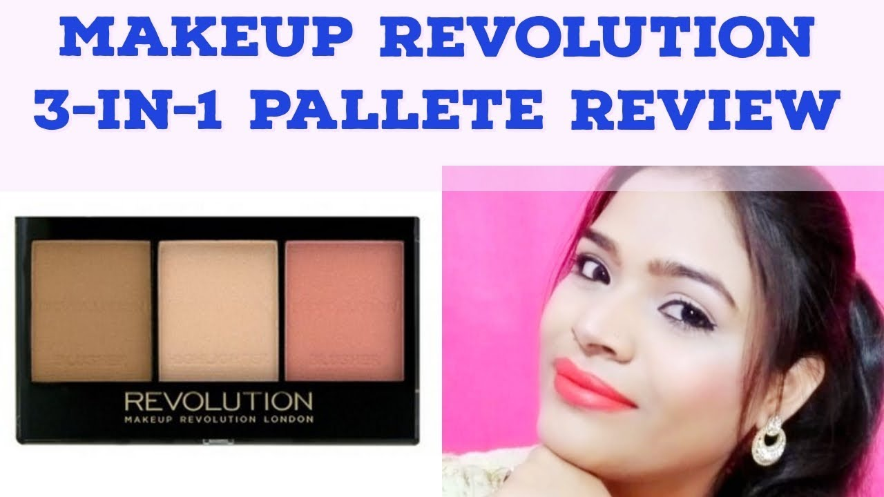 #AwesomePriyanka #MakeupRevolution #UltraSculptContourKit