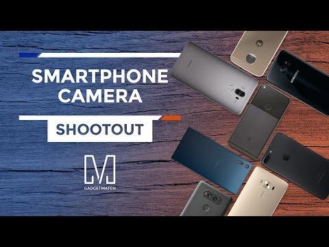 Smartphone Camera Shootout & Comparison (March 2017)