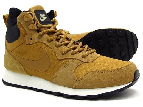 d7b4d4be24d76 Nike MD Runner 2 Mid Premium - Official Review + ON-FOOT LOOK 844864 700  (Timberland colorway)