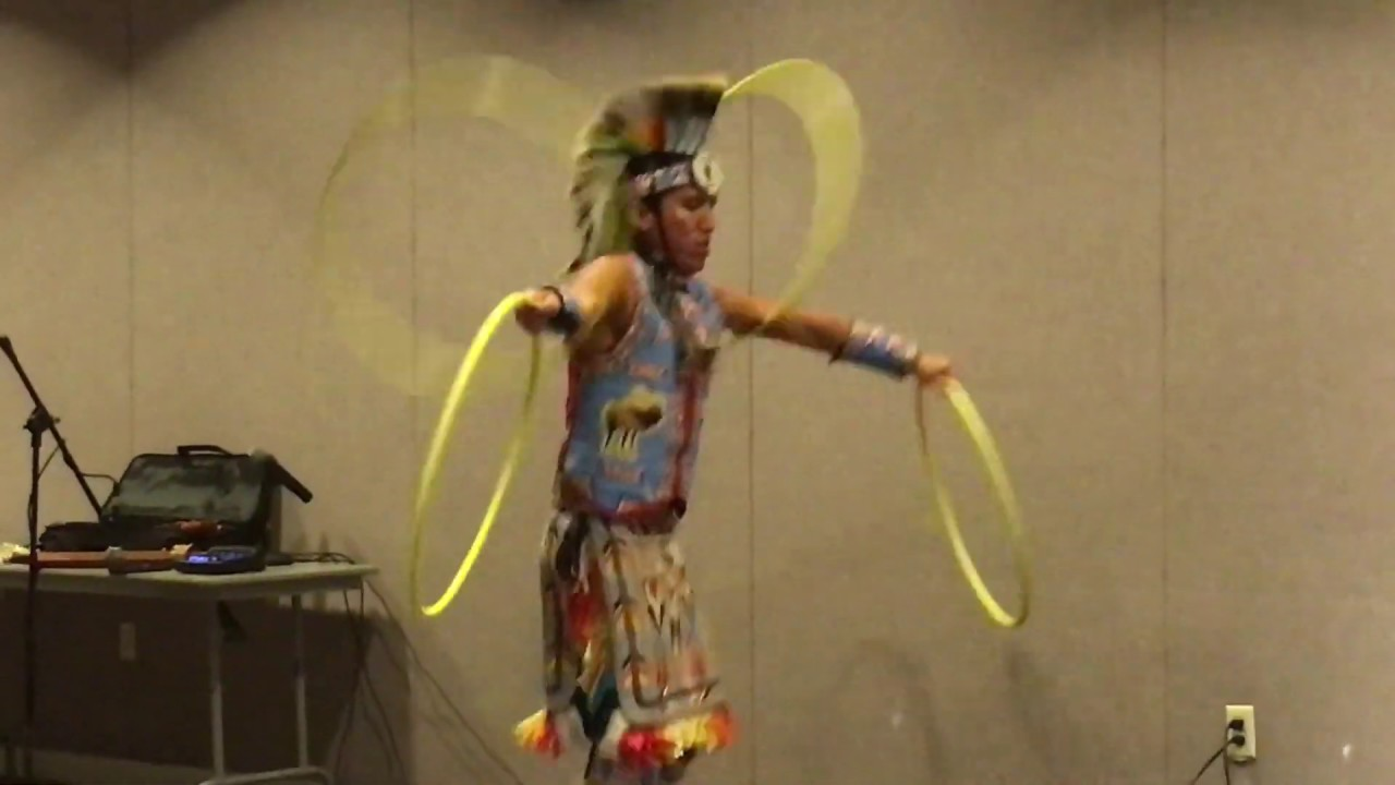 Tony Duncan Performance at Pueblo Grande Museum (PGM)