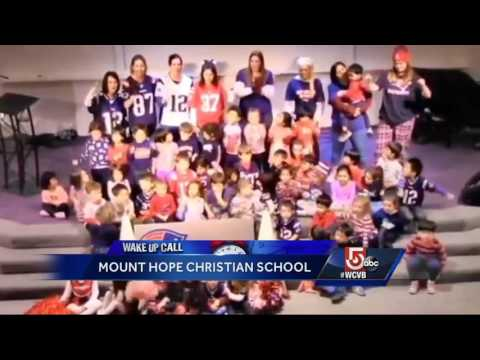 Wake Up Call from Mount Hope Christian School