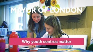 Why youth centres matter