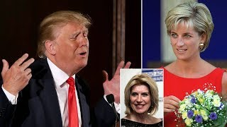 What Princess Diana said about Trump after he