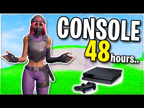 I Tried Console For 48 Hours.. Here's What I Learned