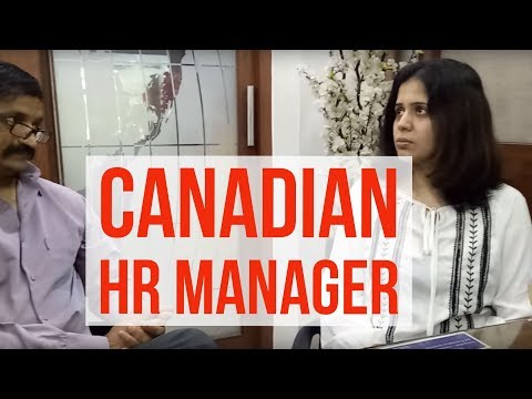 Nisha, Canada Settled HR Manager Sharing Her Experience With Manoj Palwe (www.dreamvisas.com)