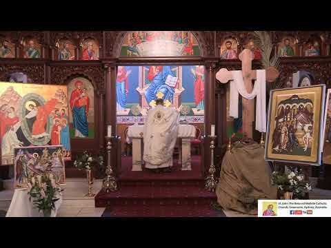 Holy Saviour School Mass - 15/05/2020 (English)