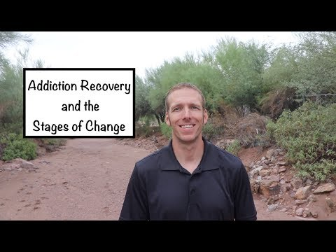 Addiction Recovery And The Stages Of Change