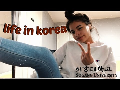 A Day In My Life In Korea