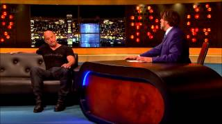 Vin Diesel Interview on The Jonathan Ross Show 11/5/13 HD