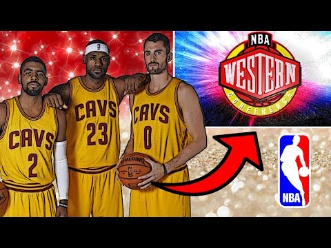 Could The Cleveland Cavaliers sweep The Western Conference NBA Playoffs?