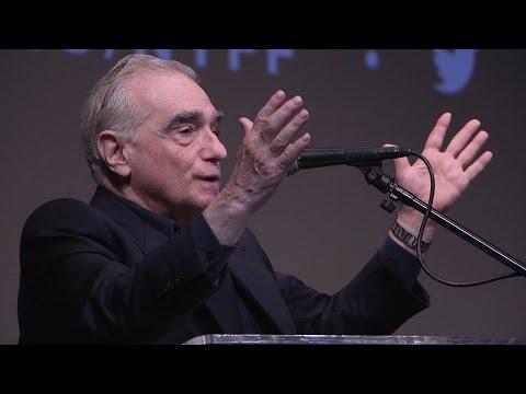 Martin Scorsese on
