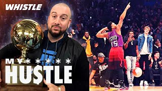 He Makes $$$ From Teaching DUNKS! | NBA Dunk Contest Coach Video