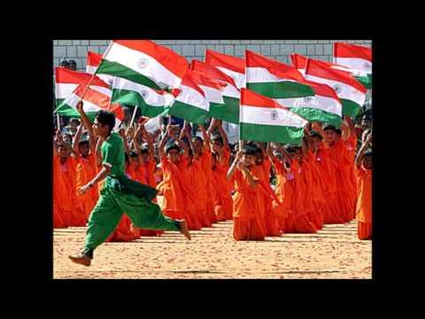 tiranga geet (jhanda geet) Dhwaj geet=Lehra Lo Tiranga Pyara = 70 th independence day song