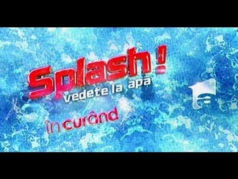 Splash! / Vedete la Apa // Din iulie, in Romania, la Antena 1