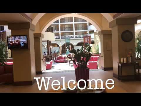 Embassy Suites Dallas Hotel Tour