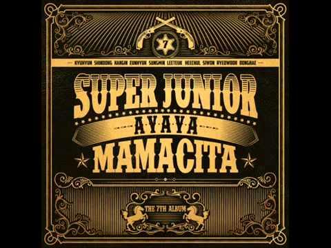 MAMACITA - Super Junior - FULL ALBUM