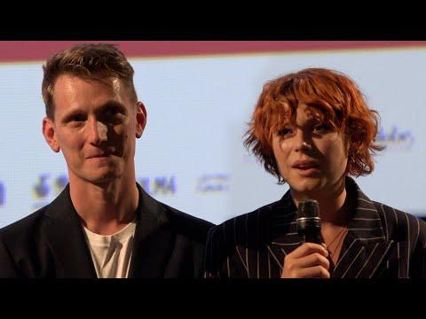 Wild Rose - Jessie Buckley, Tom Harper - Paris Premiere (UGC Les Halles, 24/06/2019)