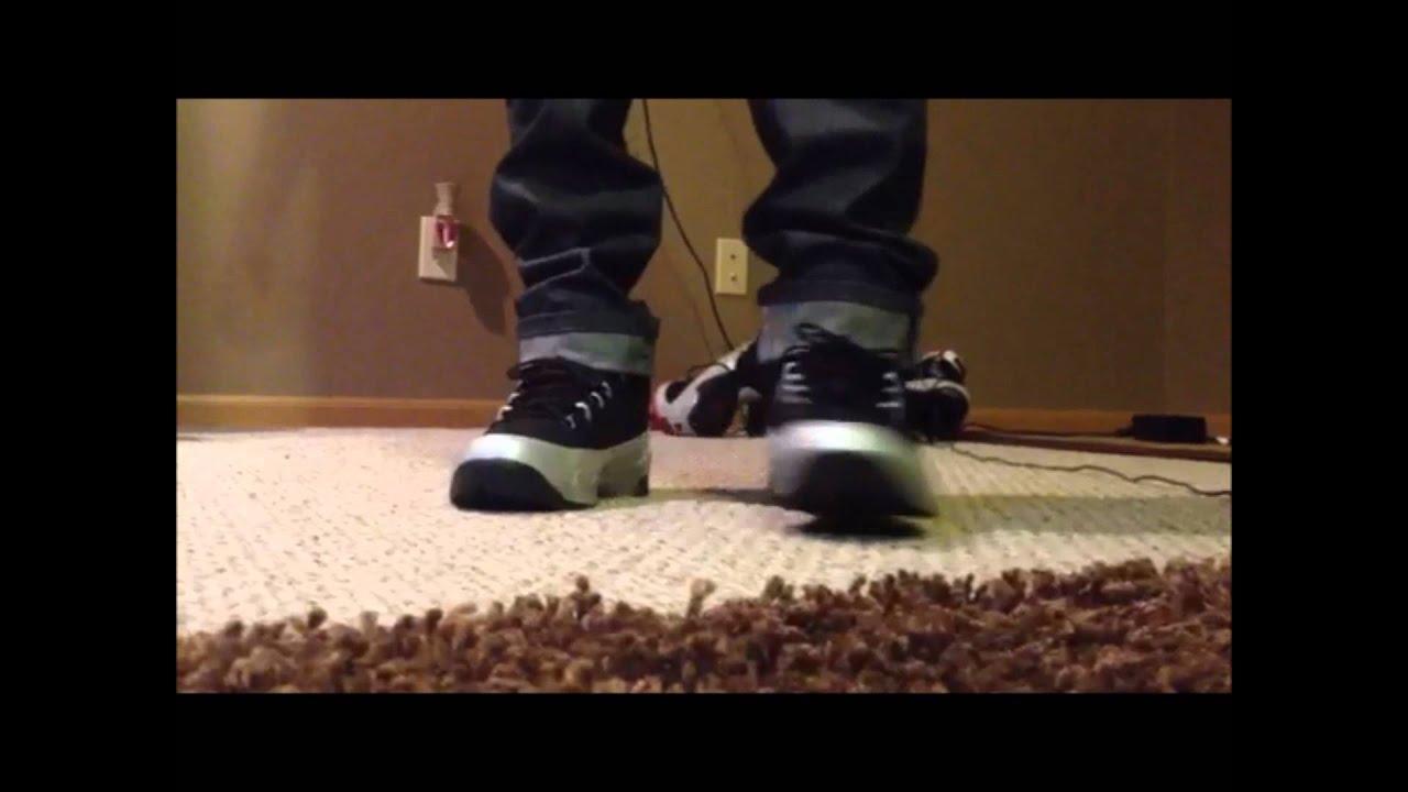 huge selection of 399cd 9abb1 Air Jordan 9 Retro Kilroy On Feet