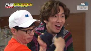 [RUNNINGMAN THE LEGEND] [EP 349-5] |Has Kwang Su found out the hidden rule?(ENG SUB)