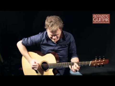 "Adam Miller ""Noah's Little Nod"" from Acoustic Guitar"