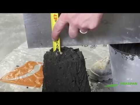 Приёмка бетона