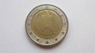 2 Euro Coin :: Germany 2002 A (Berlin)