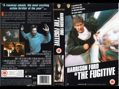 Original VHS Opening: The Fugitive (1994 UK Rental Tape)