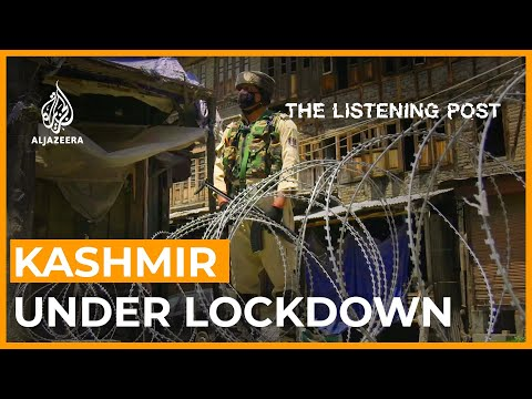 Silenced and shut down: Kashmir's year of lockdown | The Listening Post