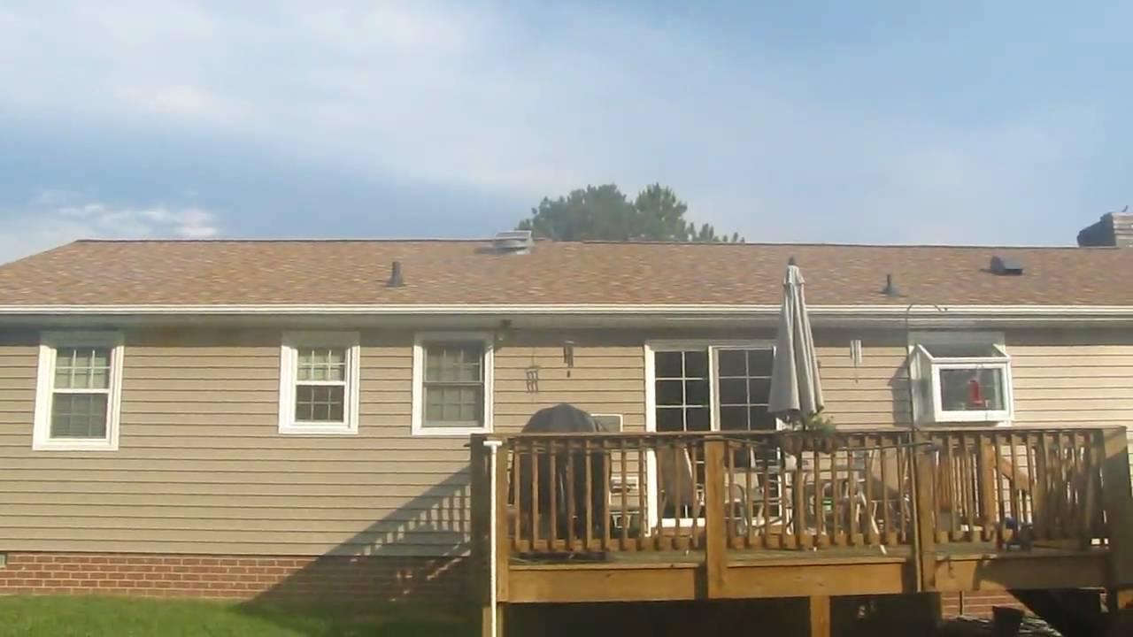 My solar Attic fan 30 Watt Natural Light & My solar Attic fan 30 Watt Natural Light - YouTube