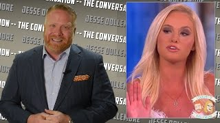 Tomi Lahren Suspended by Glenn Beck After Abortion Comment on 'The View' - #TheConversation
