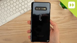 Samsung Galaxy S10 / S10 Plus Official Case Round-Up - First Look