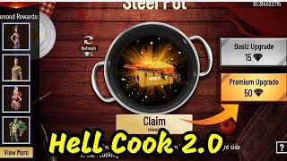 Hell Cook 2.0 Event Full Details - Garena Free Fire - Ashish Gamer World