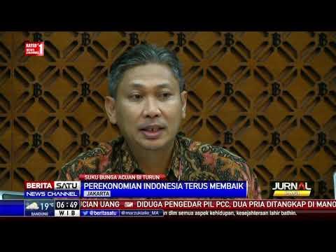 Turun Kembali, Suku Bunga Acuan BI Jadi 4,25 Persen