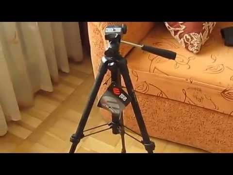 Штатив для камеры. Теперь он есть и у меня)))