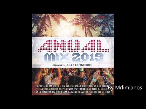 Anual Mix 2019 - Mixed By DJ Fernando 2019 Intro by Vidisco PT