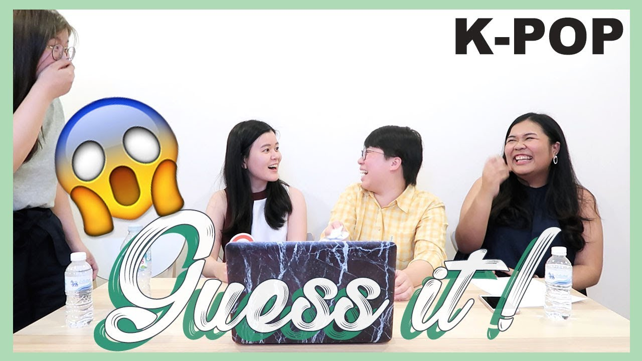 Fans Guess The Name Cardi B And Offset Will Give Their: [ENG CC] ให้มักเกิ้ลทายชื่อนักร้องเกาหลี Non- Kpop Fans