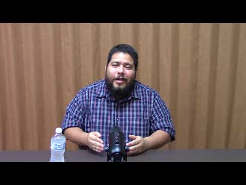Nathan Garcia's conversion story, because there is objective truth!