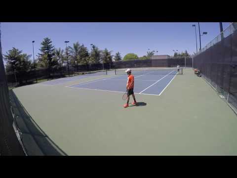 Apo vs Farhan tennis