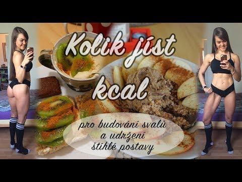 Jeden den na talíři | Kolik jíst kcal? | Bikini bulk 2. díl