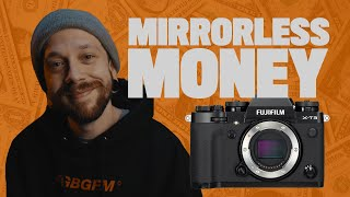 Earn Money With Your Mirrorless Camera