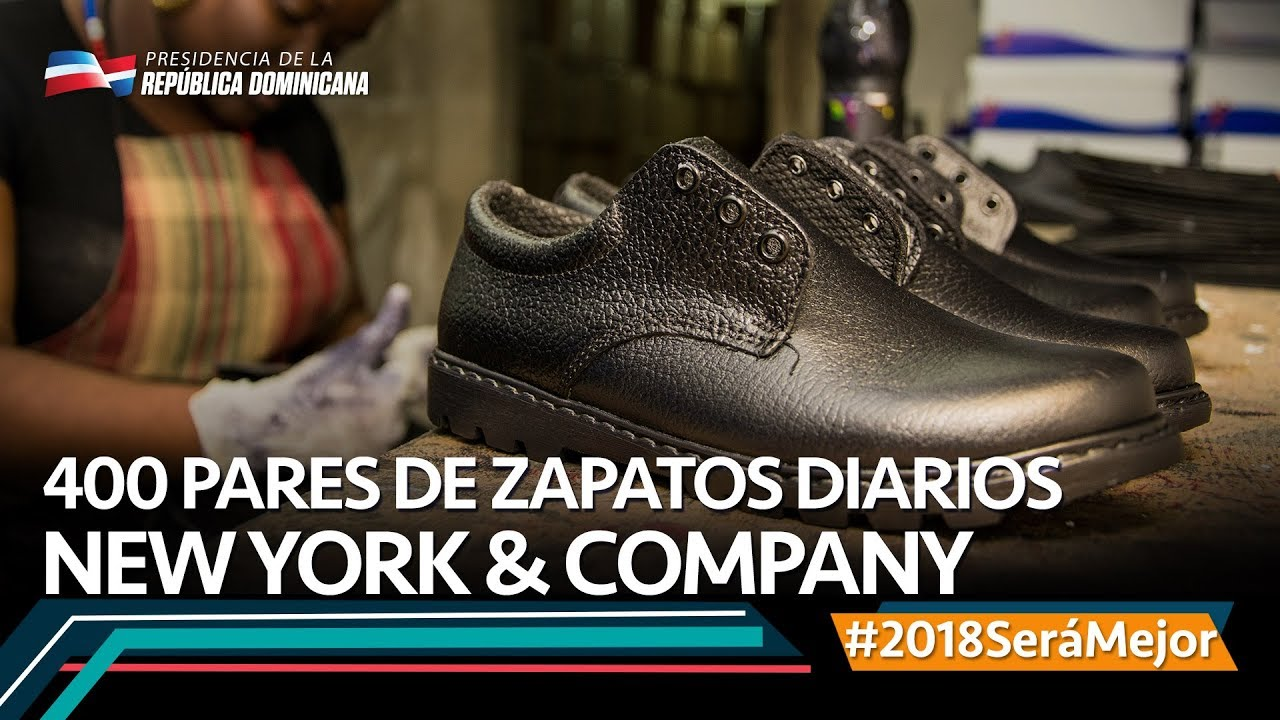 f4ea093e 400 Pares de zapatos diarios New York & Company - YouTube