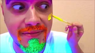 Aprende colores con pintura corporal para niños cantos infantiles canciones para niños