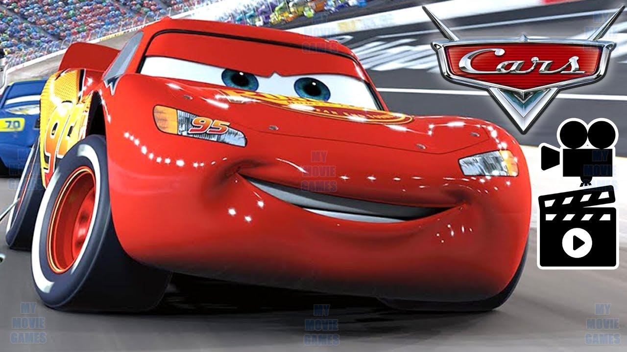 Film Italiano Completo Cars Gioco Saetta Mcqueen Cartoni Animati Auto Per Bambini I Miei Film Di Gio Youtube